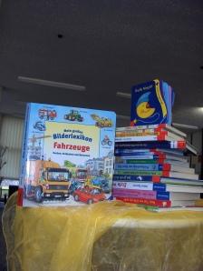 Neue Pappbilderbücher in der Stadtbücherei