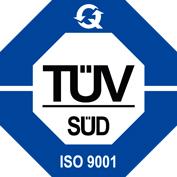 TÜV-Süd ISO9001