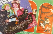 Märchenschallplatten aus Kindertagen