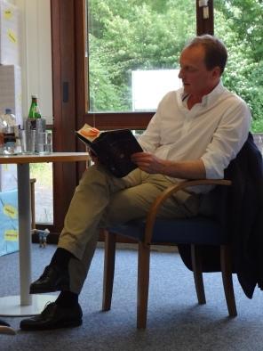 Marc Elsberg zu Gast in der Stadtbücherei Erkrath