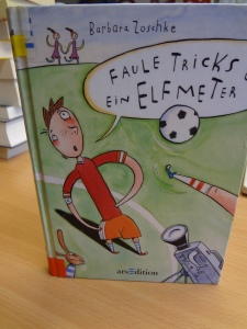 """Barbar Zoschke liest aus """"Faule Tricks & ein Elfmeter"""""""