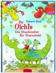 Die Olchis_Ein Drachenfest für Feuerstuhl_vom Oettinger Verlag