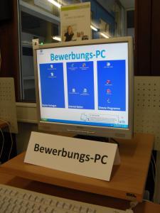 Bewerbungs-PC