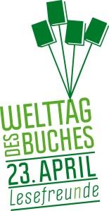 Logo Welttag des Buches_Lesefreund