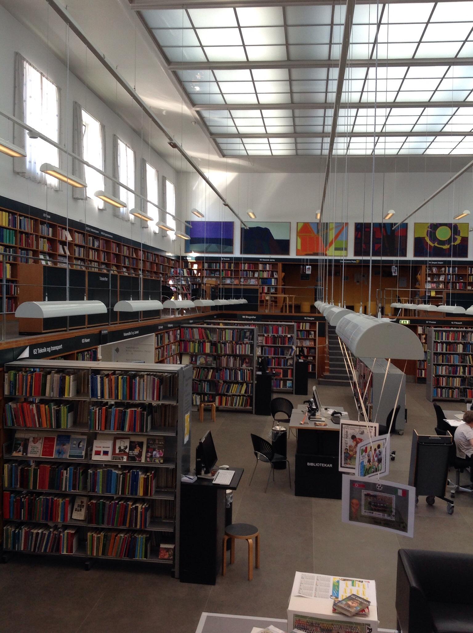 Kopenhagen Die Stadtbücherei Erkrath Bloggt
