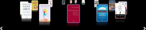 Unser virtuelles Spiegel-Bestseller-Regal