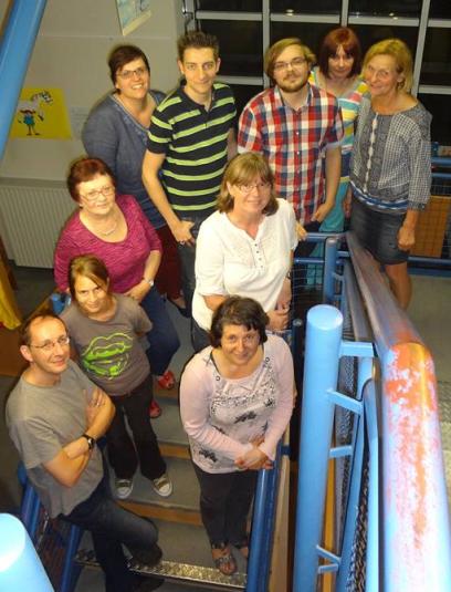 Das Team der Stadtbücherei