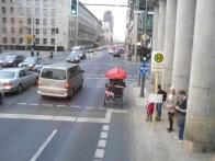 Richtung Potsdamer Platz