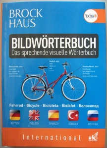 Cover Brockhaus-Bildwörterbuch international