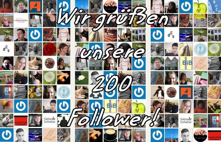 Wir danken unseren Followern!