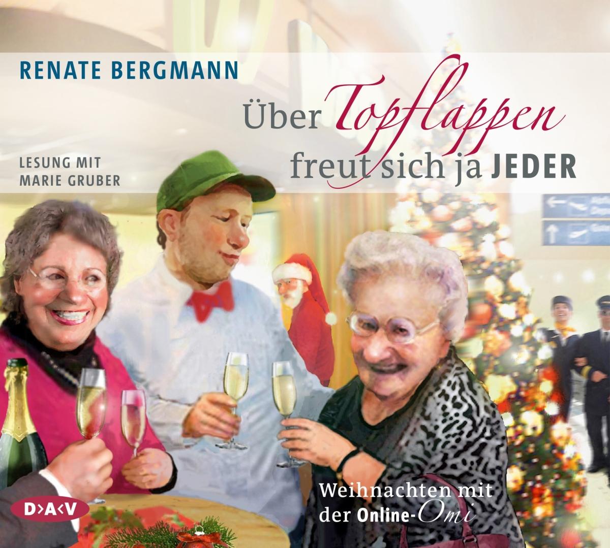 Twitteraturtipp im Advent - Die Twitter-Oma Renate Bergmann