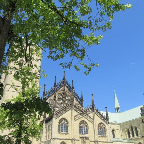 Der St. Paulus-Dom in Münster