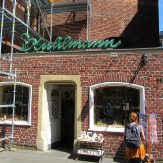 Kuhlmann - Coole Ladenbeschriftung